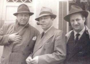 Three Stooges, looking rather dapper :)