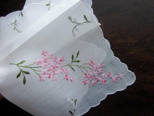 Vintage handkerchief!