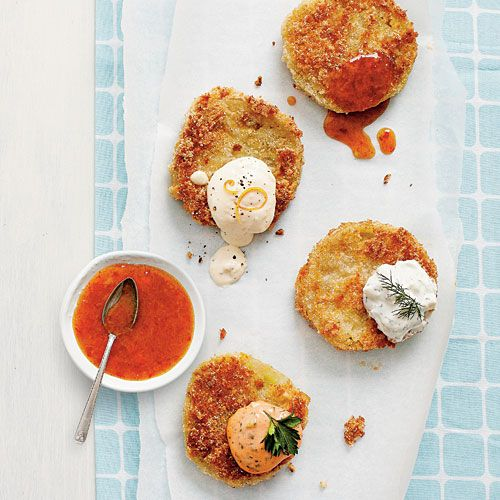 Fried Green Tomatoes Recipe: Recipes Sides, Side Dishes, Green Tomato ...