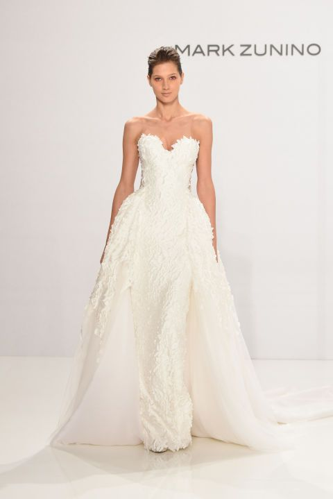 16 best Brautmode images on Pinterest   Wedding frocks, Homecoming ...