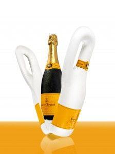 Champagne Brut Yellow Label y la ecología