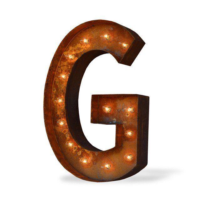 Spell The Letter G