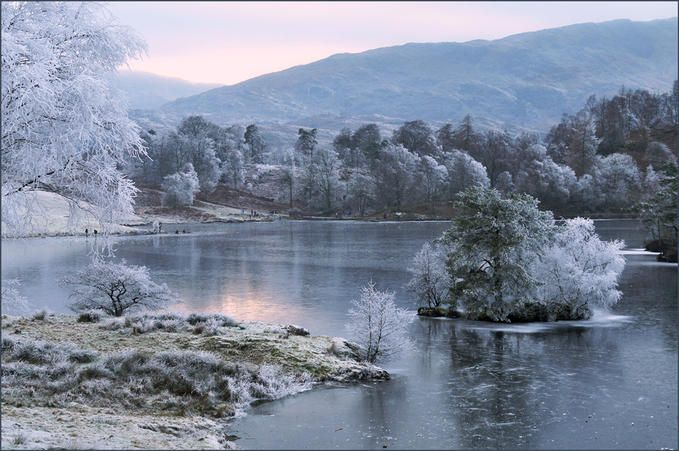 Lake District, Tarn Hows