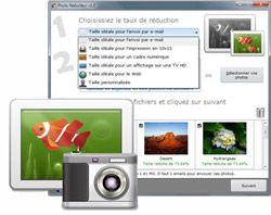 Réduire ses photos pour les envoyer par email ou les publier sur le web avec Photo Réducteur