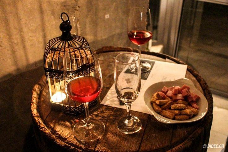 Wine tasting κάθε Πέμπτη στο Ισόγειο