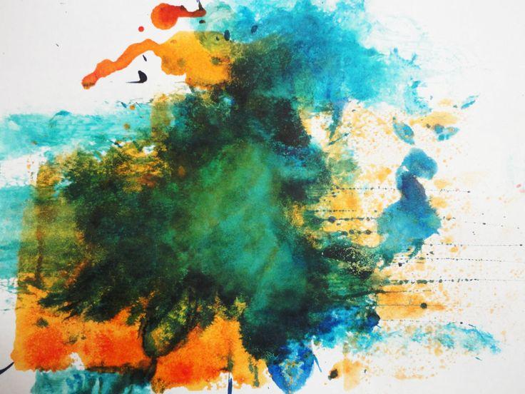 dibujo, color, art, arte, gráfica, ilustración, diseño, visual, tinta, mancha