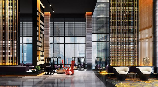 W hotel sky lobby style design pinterest for Sky design hotel