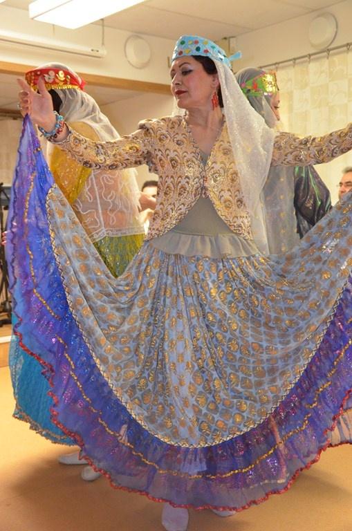 Persian dance, Göteborg, Sweden.