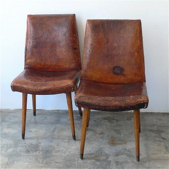 The Best Brown Leather Chairs Ideas On Pinterest Brown - Leather dining chairs uk