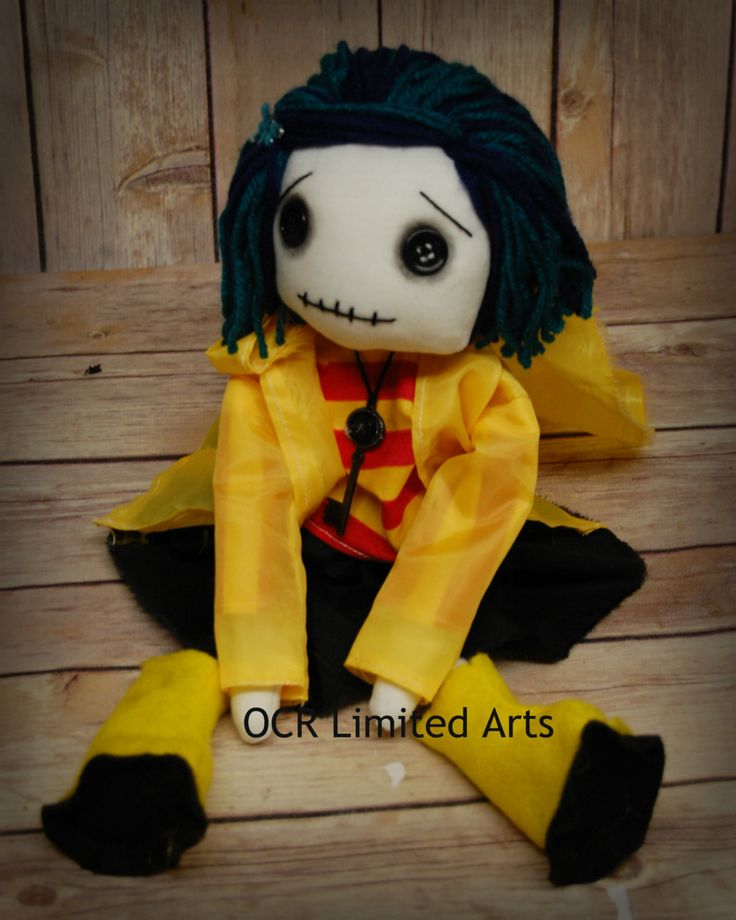 1000+ Ideas About Coraline Doll On Pinterest