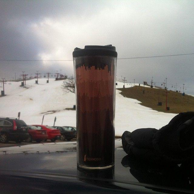 #TermoGo в #Wisconsin к открытию лыжного сезона готов! Присоединяйтесь! #кофейныеПутешествия #путешествия #кофемания #кофелюбовь #термокружка #термочашка #тепло #забота #подарок #coffeetime #coffeecatering #coffeeart #love #ski #winterlove
