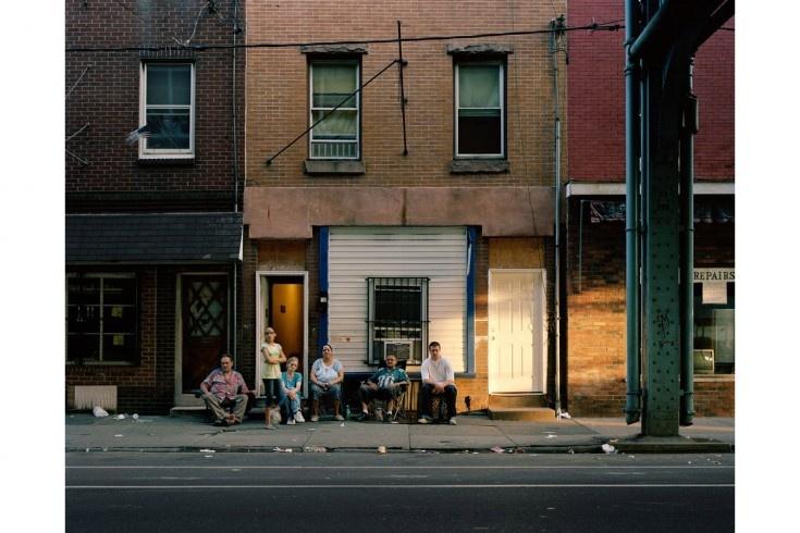 Neighborhood Blues: Kensington, Philadelphia. Portraits & environmental photos by Jeffrey Stockbridge. via Time
