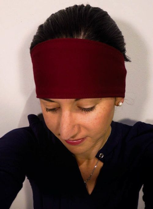Looking for a comfortable, easy free headband pattern?  Get the FREE PDF Marcie Headband Pattern now.