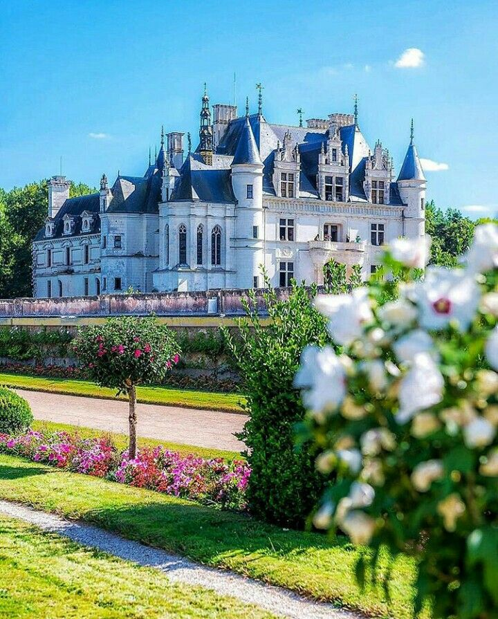Chenonceau Castle, Chenonceaux, Loire Valley, France 🇫🇷