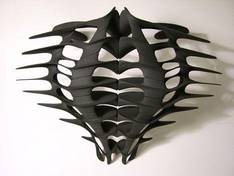 rein vollenga's sculptures