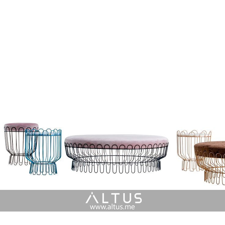 Nido pouf from Il Loft, designed by Giorgio Saporiti, made in Italy. www.Altus.me #madeinitaly #design #designer #home #interiordesign #luxury #furniture