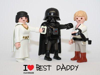 Dia del padre Darth Vader Star Wars