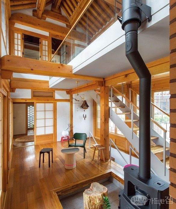 Traditional Japanese Home Decor: 86 Best Korean Style Interior Design Images On Pinterest