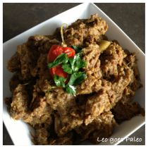 Paleo Rendang (Nederlands recept).