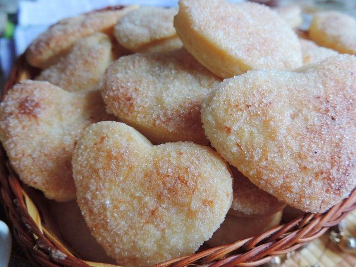 Творожное печенье «Слойка» - пошаговый рецепт с фото: Невероятно вкусное, просто тающее во рту слоеное творожное печенье. Готовится очень легко и просто из минимального... - Леди Mail.Ru