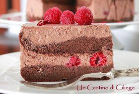 Siamo pronte per la sfida del mese di Febbraio!!!  Re-Cake 5, torta al cioccolato f...