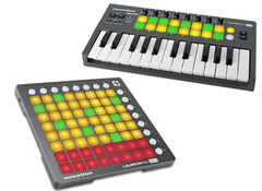 Test des Novation Launchpad Mini et Launchkey Mini