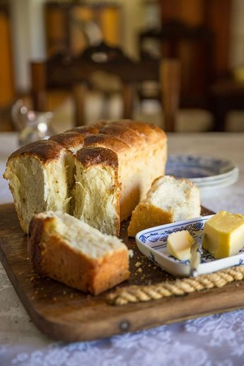 Mosbolletjie Bread - Tradiitional South African Heritage Bread Recipe Made with Fermented Grape Must (A Winemaker's Bread)