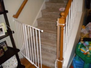 Wall Mounted Baby Gates Stairs Http Kyotofan Info Pinterest