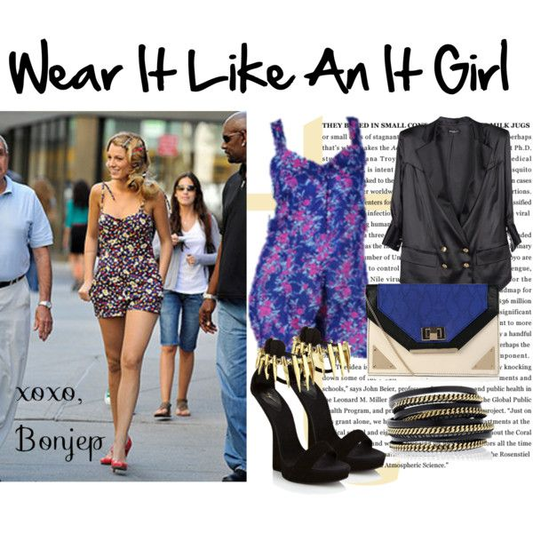 """""""WILAIG: GLAM UP THE PLAYSUIT"""" by bonjepslookbook on Polyvore"""