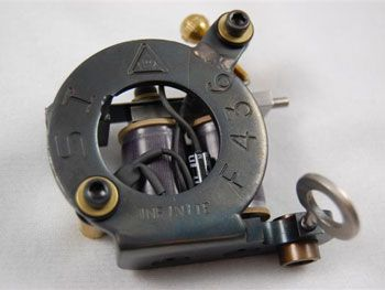 Infinite Irons: Custom Tattoo Machines, Tattoo Machine Parts, Service, Supplies