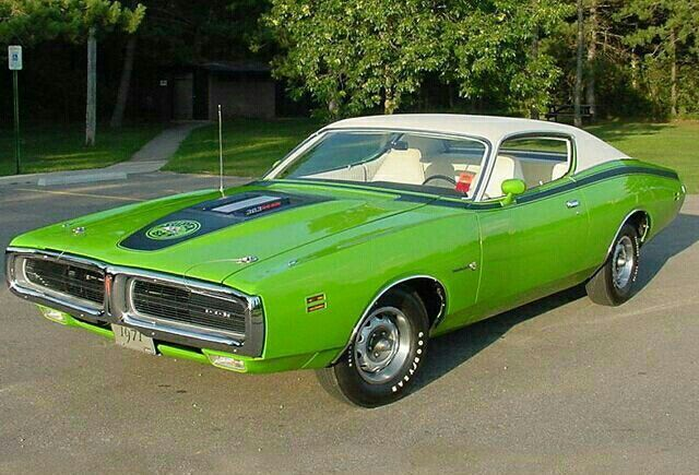 1971 Dodge Charger Super Bee Dodge Muscle Cars Muscle