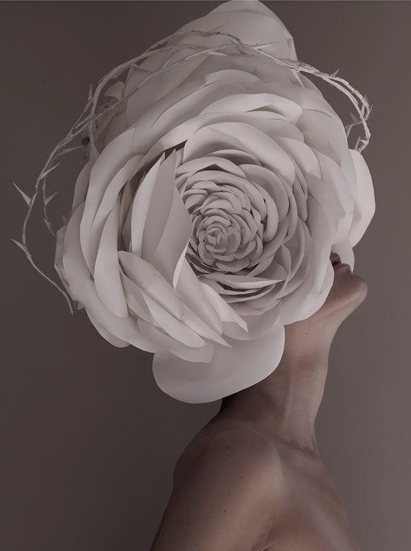 © Mark Segal for Lancôme - « Rôses by…  Lancôme, photography exhibition