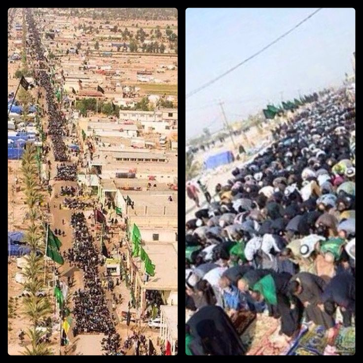 Thousands of people forming the longest prayer chain between Najaf and Karbala...Mashallah i cant say more than mashallah *_* #iraq #shia #YaHussein #Arbaeen #ashura #muharram #Imam #Hussein #Islam #islamic #Allah #Mohammed #holy #messenger #12Imams