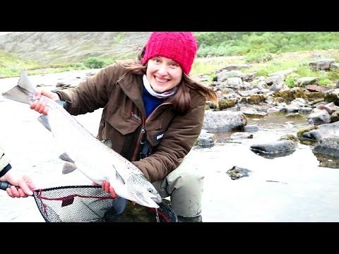 My Record Atlantic Salmon on a Fly | Kajana Club -FlyFishing