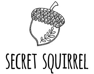 Secret Squirrel Food - Sshhhh... Don't tell them it's healthy!