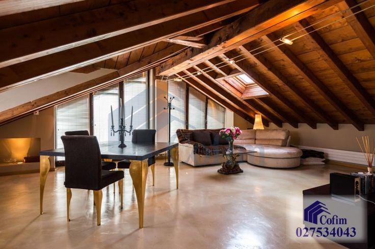 Appartamento in AFFITTO anche per BREVI PERIODI per EXPO 2015 - Locazione - Mansarda - particolare arredata residenza - Peschiera Borromeo - Cofim Immobiliare S.r.l.: