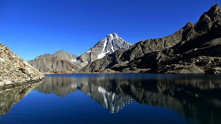 Jabba Zomalu Lake, Upper Kalam, Swat