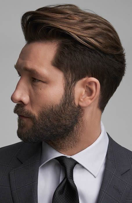 Pleasant 1000 Ideas About Men39S Hairstyles On Pinterest Hairstyles Short Hairstyles Gunalazisus