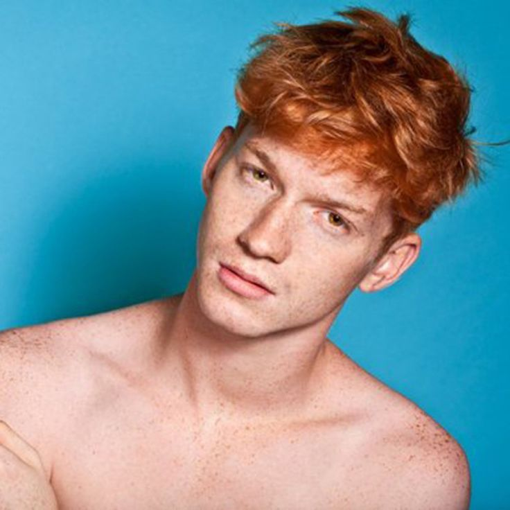 21 Reasons Ginger Guys Are Gods Amongst Men-can you disagree with any of this Stac; -P