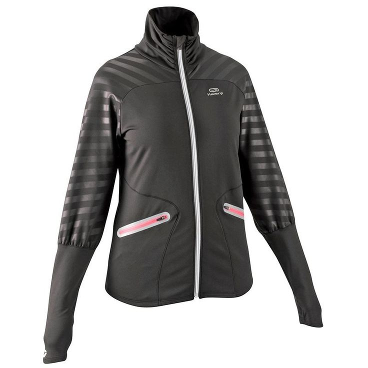 Coupe vent - Veste running femme Isolate Comfort ROSE