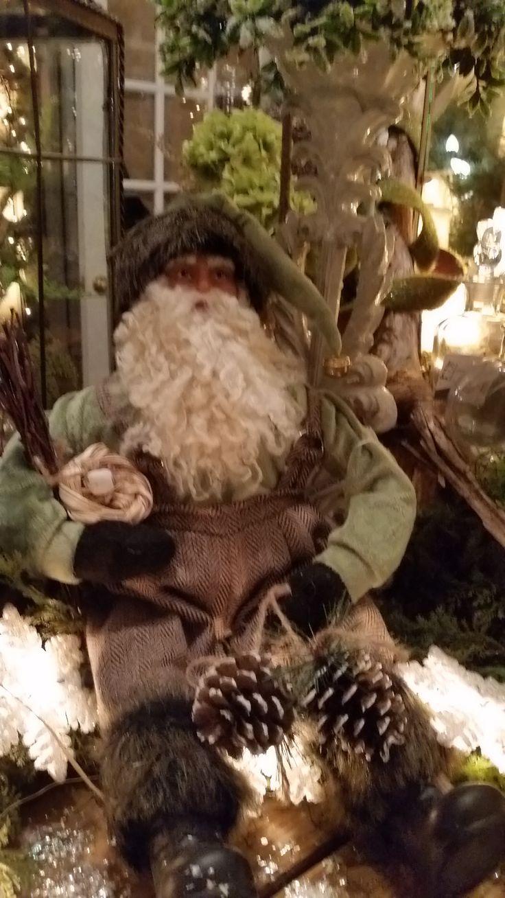 christmas 2015 santa - Santa Trees