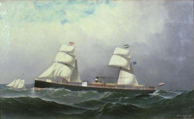 s.s. Rotterdam (I)