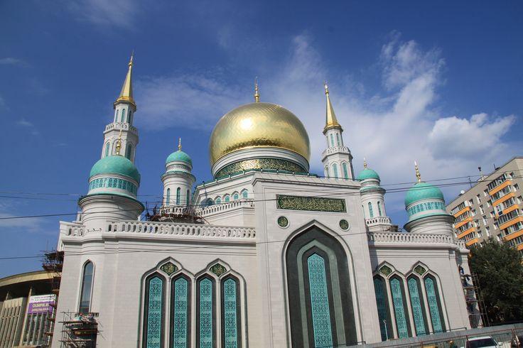 Главная. Официальный сайт Московской соборной мечети