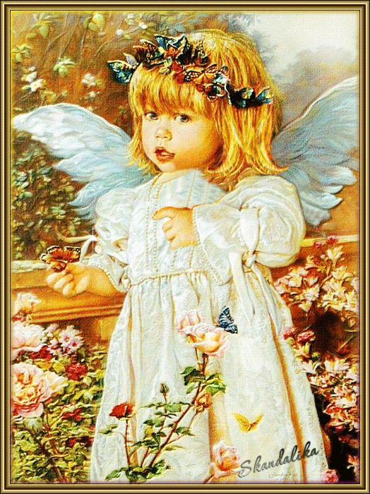 Спецтехника, ангел хранитель открытка анимация