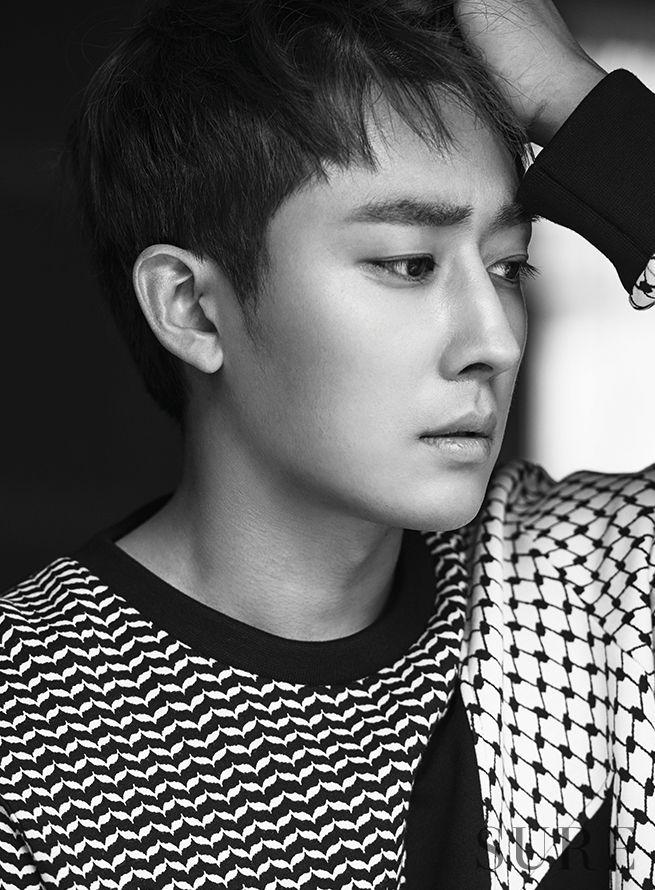 Son Ho Joon - Sure Magazine April Issue '16 - Korean Magazine Lovers