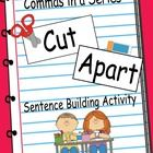 This is a follow up activity after basic sentence building has been ...