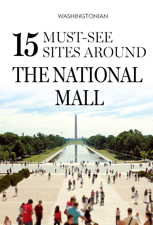 15 Must Have Baby Items Essential For Life With A Newborn: 15 Must-See Sites Around The National Mall