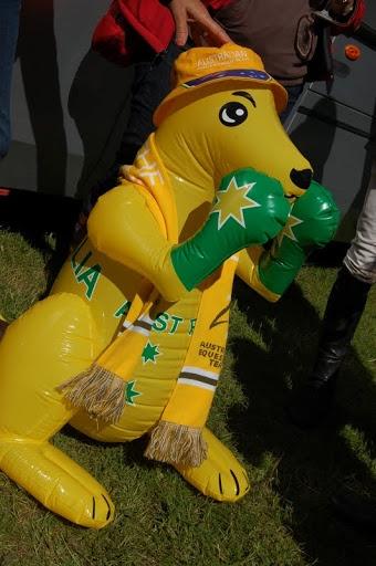 Australian mascot
