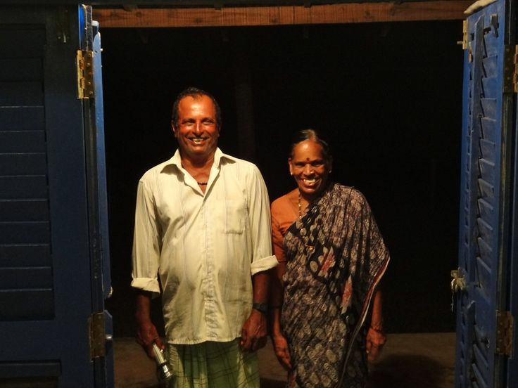 Meet Ram-anna and Sarsu-akka, from a fishing village in coastal Karnataka. He rides his bicycle to the far end of the coast every morning, then joins a squad of 50 other fisherman to brace the choppy waters and look for fish. His wife would take his catch and walk 5 km to the market every day to sell it. She has asthma now and can't walk that long anymore, so she stays home, and when weary travellers like me find her, she indulges them in the warmth of her stories and her food.
