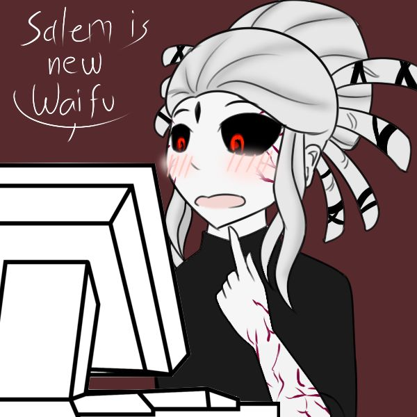 "inb4 ""Salem did nothing wrong"""